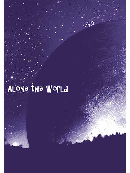 Alone the world [ICE WATER(神那)] K