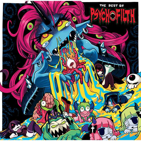 THE BEST OF PSYCHO FILTH [Psycho Filth Records(DJ Myosuke)] オリジナル