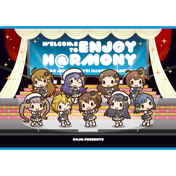 Welcome to ENJOY H@RMONY [どらねこ永久機関(ねこたななみ)] THE IDOLM@STER