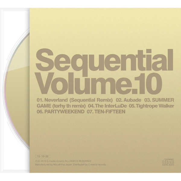 Sequential Volume.10