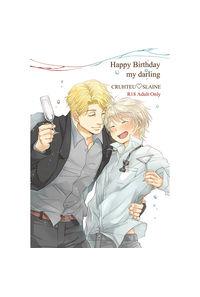 Happy Birthday my darling