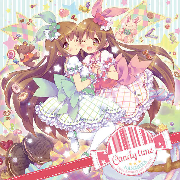 Candy Time [Confetto(ななひら)] オリジナル