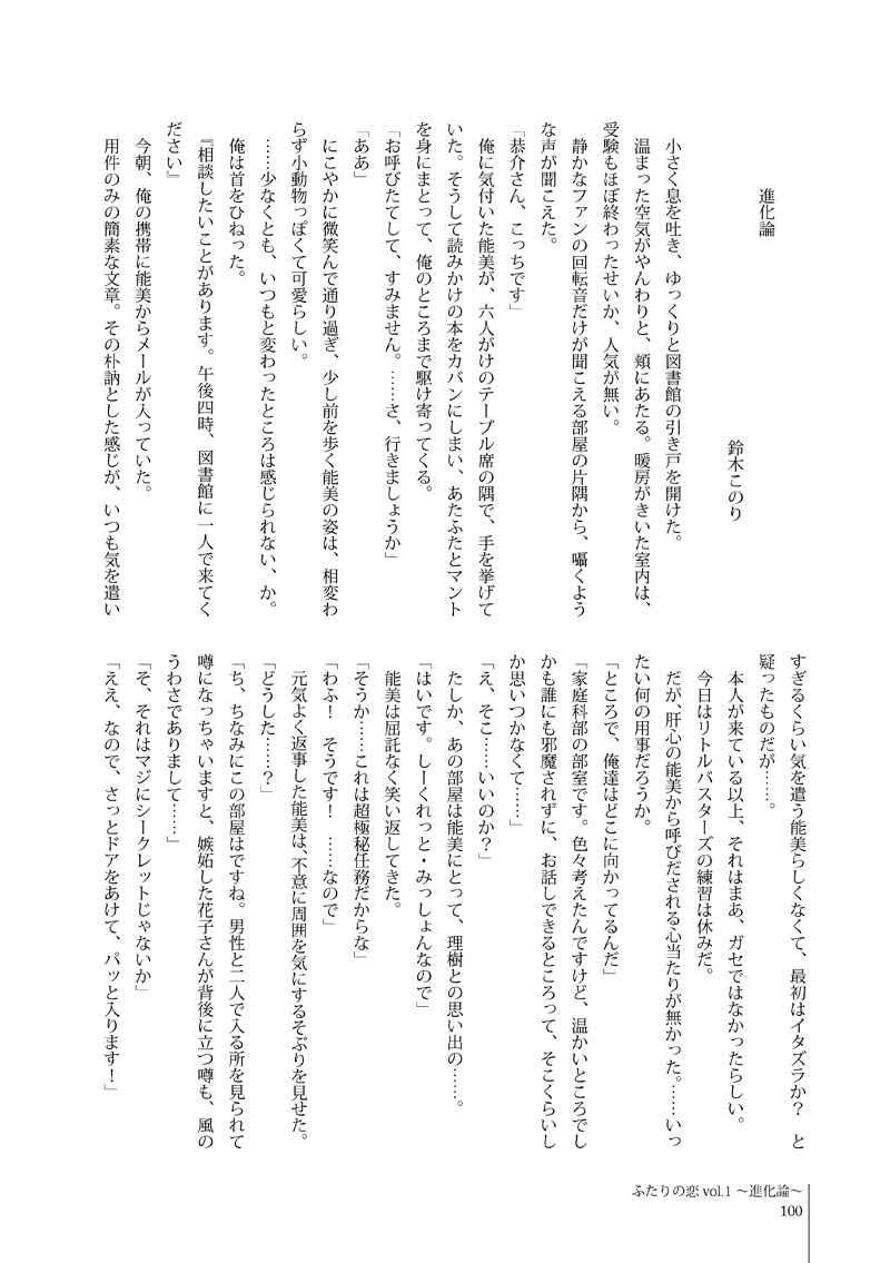 鈴木弐番館きょうこままとめ1