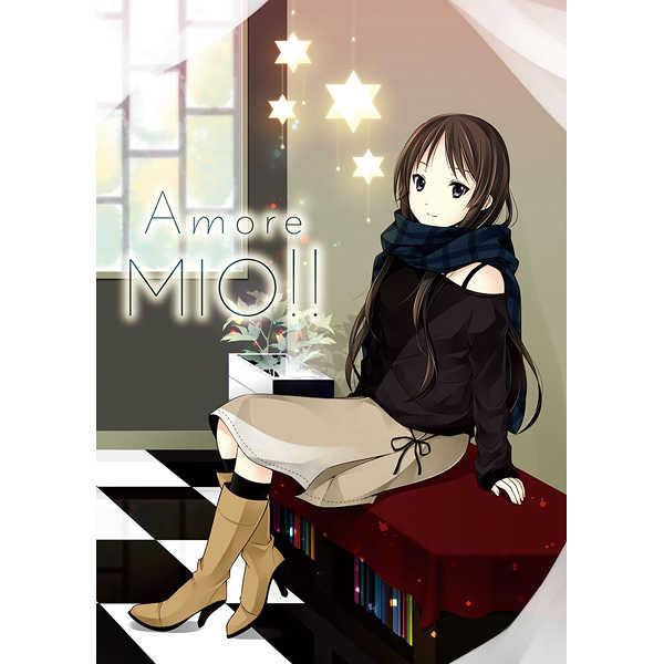 Amore MIO!! [んもぅ布団!(しょうのすけ)] けいおん!
