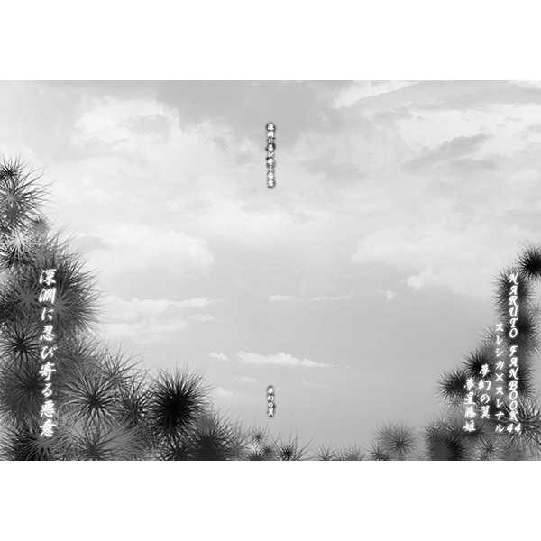 深淵に忍び寄る悪意 [夢幻の翼(夢星 藤姫)] NARUTO