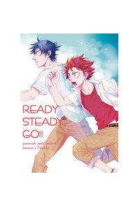 READY STEADY GO!!