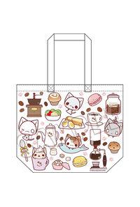 ねこかんカフェトートバッグ