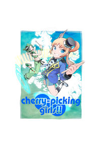 cherry-picking girls!!