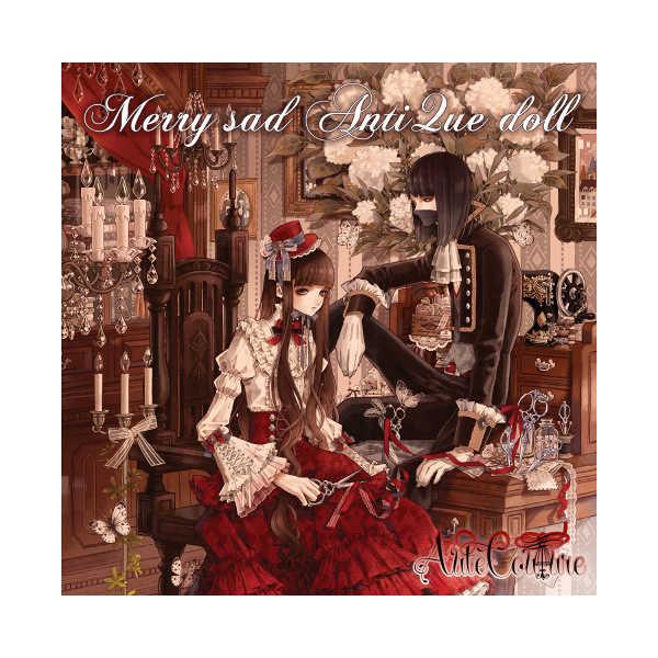Merry sad AntiQue doll [AuteCouture(谷琢磨)] オリジナル