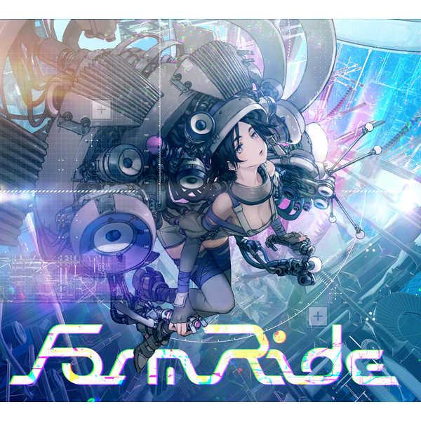 Form Ride [Bad Fennec Records(VALLEYSTONE)] オリジナル