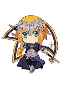 【Fate/Grand Order】ジャンヌ・ジャンヌオルタストラップ