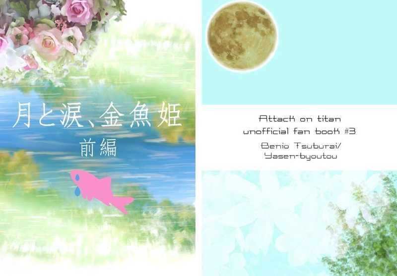 月と涙、金魚姫 前編