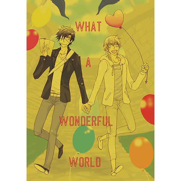 WHAT A WONDERFUL WORLD [コランダム(SHO)] 刀剣乱舞