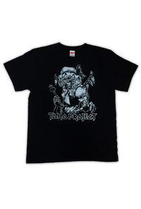 フランドールTシャツ/両面プリント/サイズL
