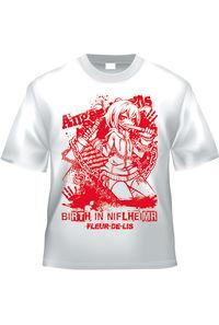Birth In Niflheimr Exp(白赤TシャツMサイズ)