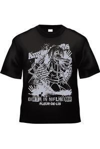 Birth In Niflheimr Exp(黒銀TシャツXLサイズ)