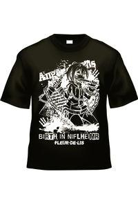 Birth In Niflheimr Exp(黒白TシャツLサイズ)