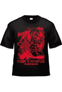 Birth In Niflheimr Exp(黒赤TシャツMサイズ)