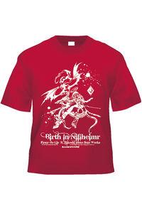 Birth In Niflheimr Album(赤白TシャツXLサイズ)