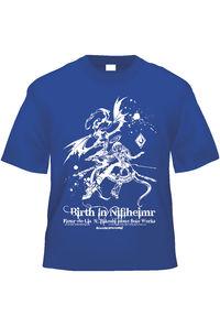 Birth In Niflheimr Album(青白TシャツXLサイズ)
