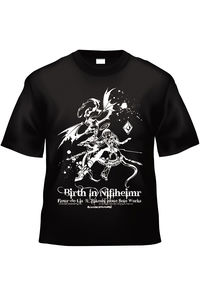 Birth In Niflheimr Album(黒白TシャツMサイズ)
