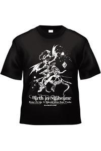 Birth In Niflheimr Album(黒白TシャツLサイズ)