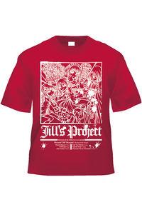 Bloody Chronicle x Jill's Project 20080330(赤白TシャツLサイズ)