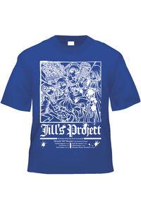 Bloody Chronicle x Jill's Project 20080330(青白TシャツLサイズ)