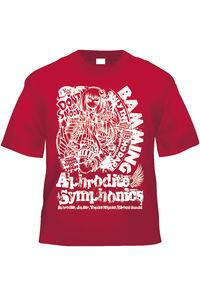 Bamming x Aphrodite Symphonics(赤白TシャツLサイズ)