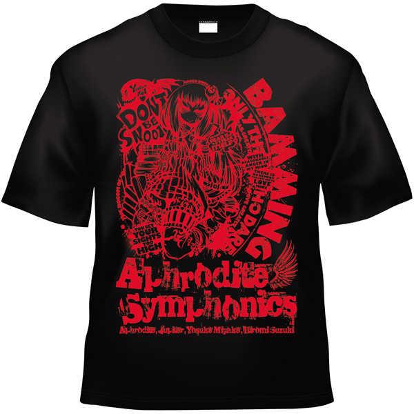 Bamming x Aphrodite Symphonics(黒赤TシャツXLサイズ)
