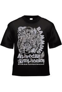 Bamming x Aphrodite Symphonics(黒銀TシャツLサイズ)
