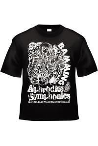 Bamming x Aphrodite Symphonics(黒白TシャツMサイズ)