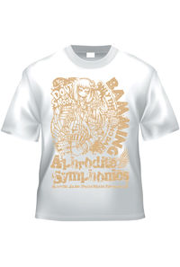 Bamming x Aphrodite Symphonics(白金TシャツMサイズ)