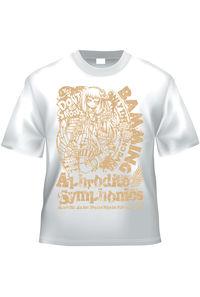 Bamming x Aphrodite Symphonics(白金TシャツLサイズ)