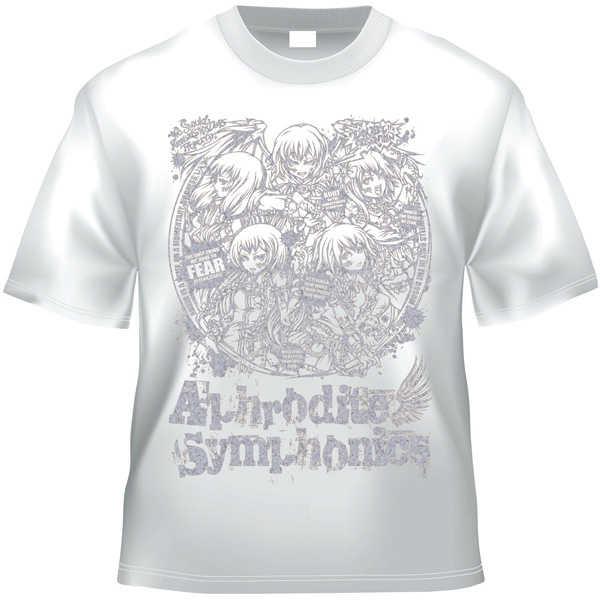 Fear x Aphrodite Symphonics(白銀TシャツLサイズ)