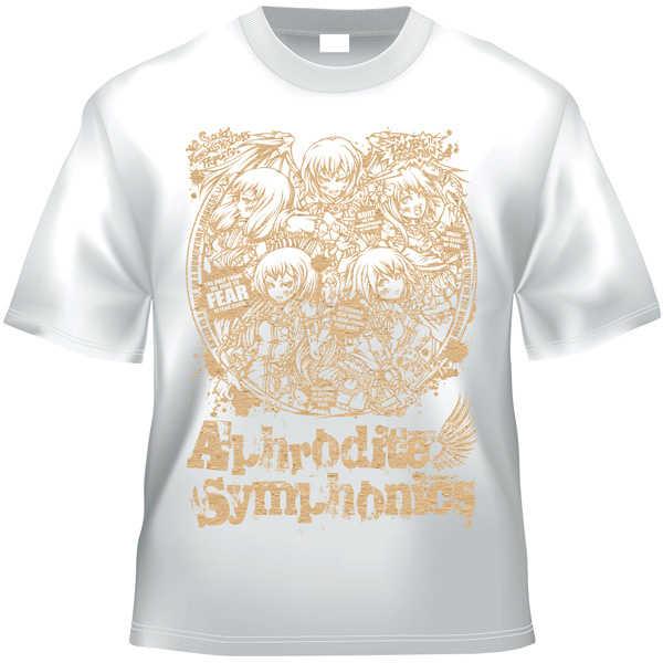 Fear x Aphrodite Symphonics(白金TシャツMサイズ) [[Aphrodite Symphonics] & [kapparecords](Aphrodite Symphonics)] 東方Project