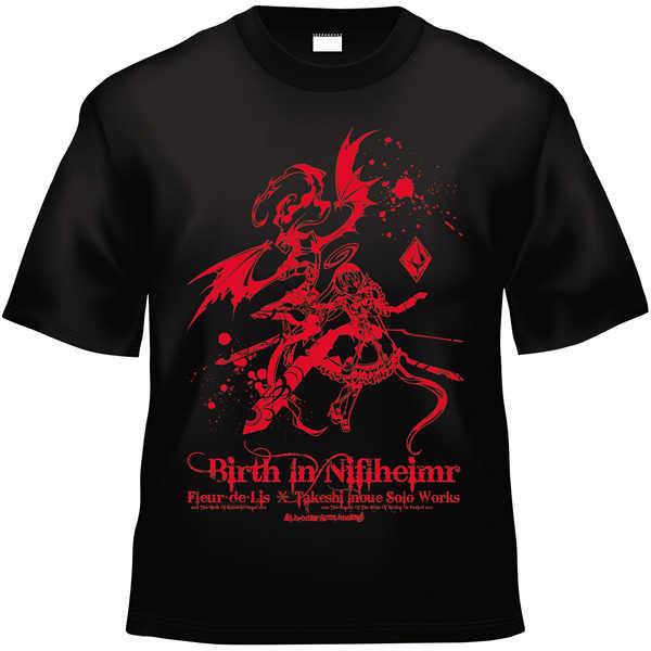 Birth In Niflheimr Album(黒赤TシャツMサイズ)