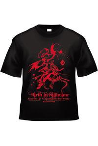 Birth In Niflheimr Album(黒赤TシャツLサイズ)