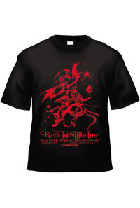 Birth In Niflheimr Album(黒赤TシャツXLサイズ)