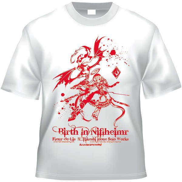 Birth In Niflheimr Album(白赤TシャツMサイズ)