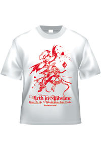 Birth In Niflheimr Album(白赤TシャツLサイズ)