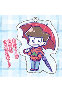 【おそ松】梅雨松アクリルキーホルダー