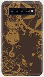 魔法使いの夜モバイルバッテリー(ディドルディドル&魔方陣) [暁堂(アカツキ)] 魔法使いの夜