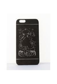 幽々子iPhoneケース/6/6s/黒