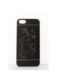 妖夢iPhoneケース/5/5s/SE/黒