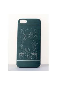 幽々子iPhoneケース/5/5s/SE/青