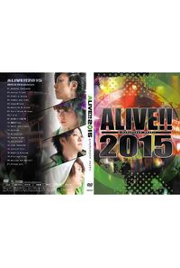 A-Oneワンマンライブ【ALIVE!!2015】ライブDVD
