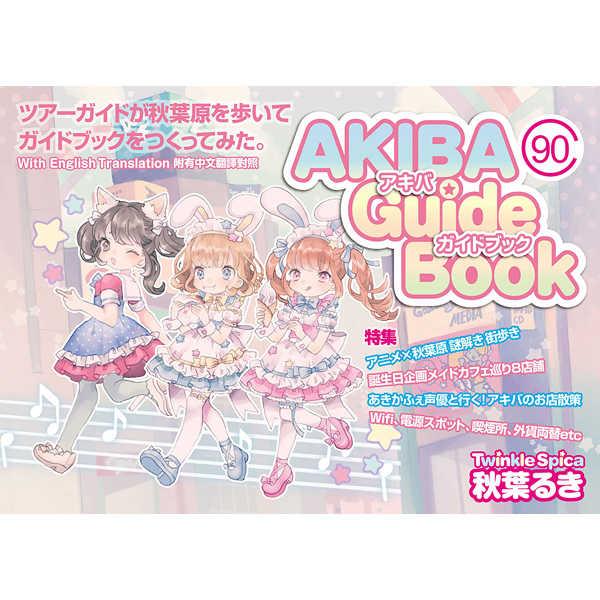 AKIBA Guide Book C90
