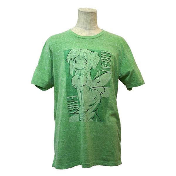 大妖精 Tシャツ [にげるサポート(にげサポ)] 東方Project