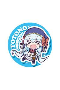 トトノ缶バッジ